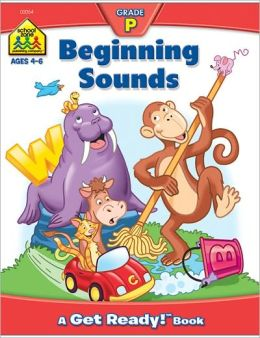 Beginning Sounds: Workbook