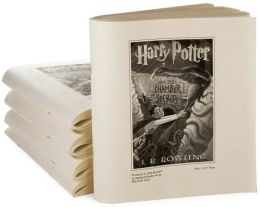 Harry Potter and the Chamber of Secrets (Harry Potter #2) (Braille Edition)