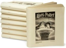 Harry Potter and the Half-Blood Prince (Harry Potter #6) (Braille Edition)