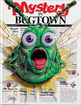 Mystery in Bug Town Picture Book