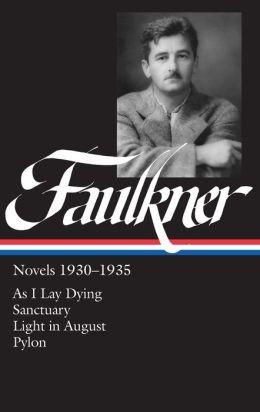 William Faulkner Novels 1930-35
