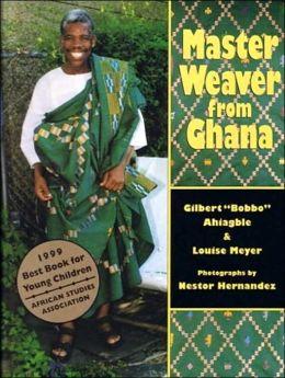 Master Weaver from Ghana