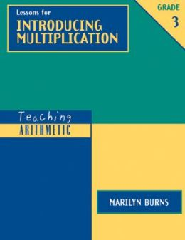 Teaching Arithmetic: Lessons for Introducing Multiplication Grade 3