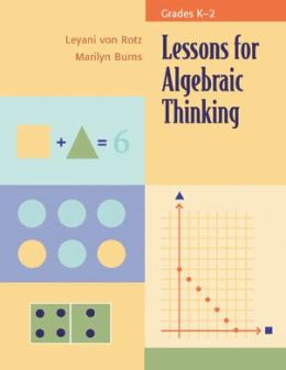 Lessons for Algebraic Thinking (Grades K-2)