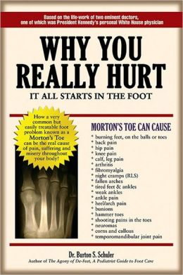 Why Your Really Hurt: It All Starts In The Foot