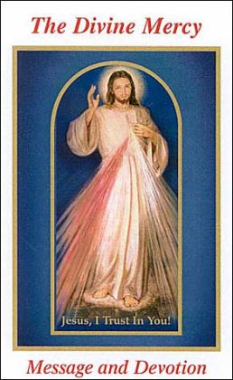 Divine Mercy Message & Devotion (Booklet) 5 Pack