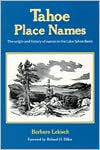 Tahoe Place Names