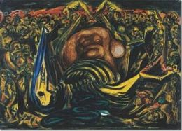 Men of Fire: Jose Clemente Orozco and Jackson Pollock