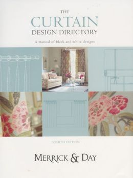 Curtain Design Directory: A Manual of Black and White Designs
