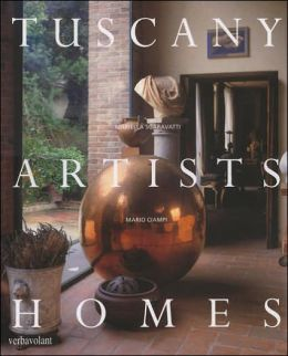 Tuscany Artists Homes