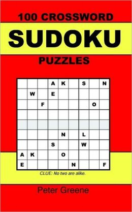 100 Crossword Sudoku Puzzles