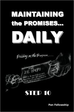 Maintaining the Promises...Daily