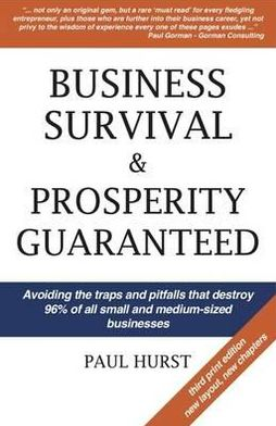 Business Survival and Prosperity Guaranteed