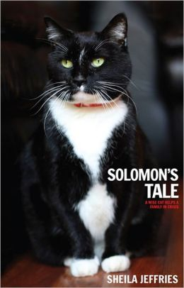 Solomon's Tale: A Wise Cat Helps a Family in Crisis