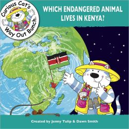 Which Endangered Animal Lives In Kenya?