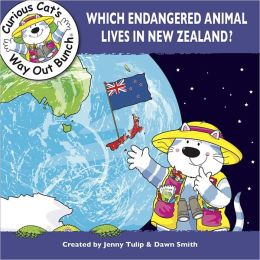Which Endangered Animal Lives In New Zealand?