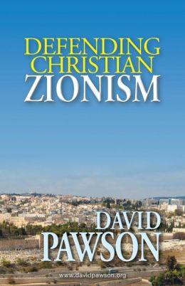 Defending Christian Zionism