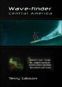 Wave-finder Surf Guide Central America