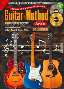 Progressive Guitar Method Book 1: Beginner