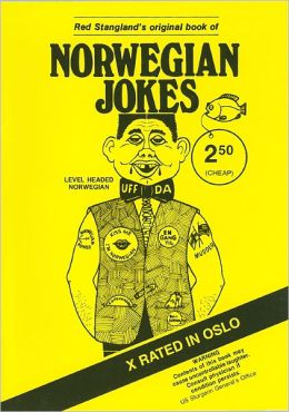 Red Stangland's Original Book of Norwegian Jokes