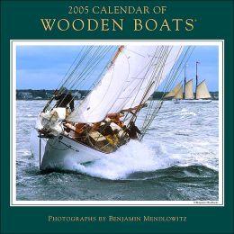 2005 Calendar of Wooden Boats