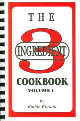 Three Ingredient Cookbook