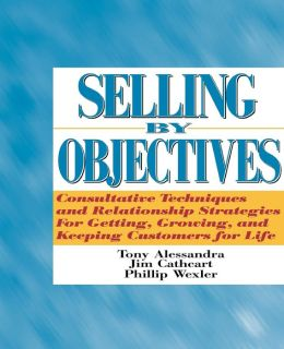 Selling By Objectives