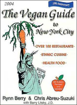 Vegan Guide to New York City 2004