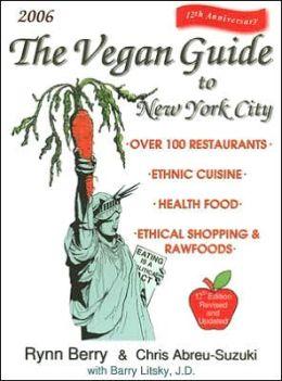 Vegan Guide to New York City 2006