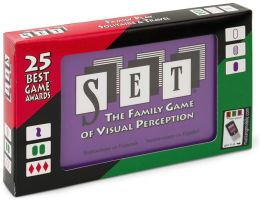 Set: The Family Game of Visual Perception (81 cards)