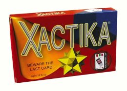 Xactika: The Unique Bidding Card Game