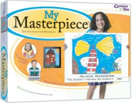 My Masterpiece: Turn Your Art into a Masterpiece!