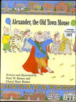 Alexander the Old Town Mouse