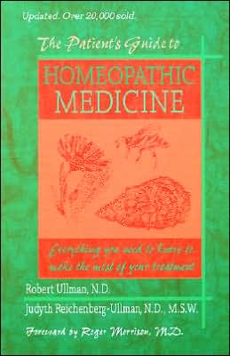Patients Guide to Homeopathic Medn
