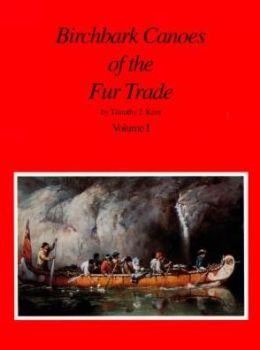 Birchbark Canoes of the Fur Trade