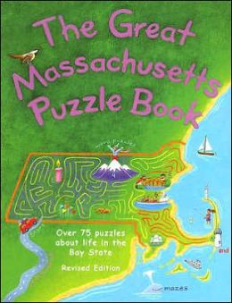 Great Massachusetts Puzzle Book: Over 75 Puzzles about Life in the Bay State
