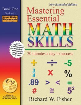 Mastering Essential Math Skills, Book One: Grades 4 and 5