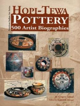 Hopi-Tewa Pottery: 500 Artist Biographies