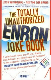 The Totally Unauthorized Enron Joke Book