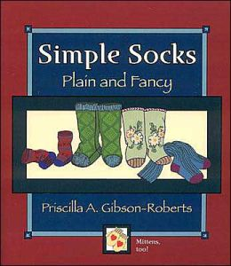 Simple Socks: Plain and Fancy