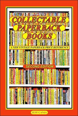Collectable Paperback Books: A New Vintage Paperback Price Reference