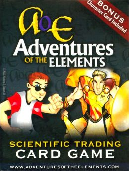 Adventures of the Elements: Scientific Trading Card Game