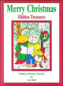Merry Christmas: Hidden Treasures