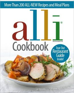 Alli Cookbook