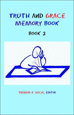 Truth and Grace Memory Book