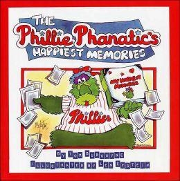 The Phillie Phanatic's Happiest Memories