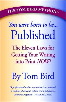 You Were Born To Be Published