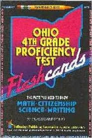 Ohio 4th Grade Proficiency Test Flashcards: Math, Citizenship, Science, Writing