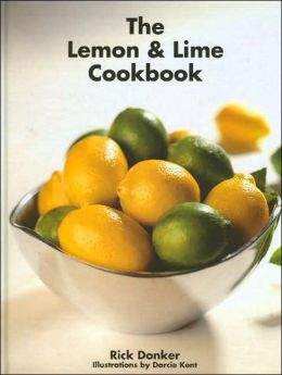 The Lemon or Lime Cookbook