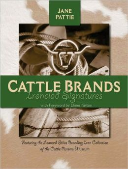 V Cattle Brands Cattle Brands: Ironcla...